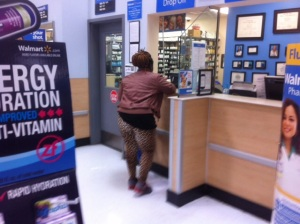 Just had to get in e 'Walmart Shopper'.